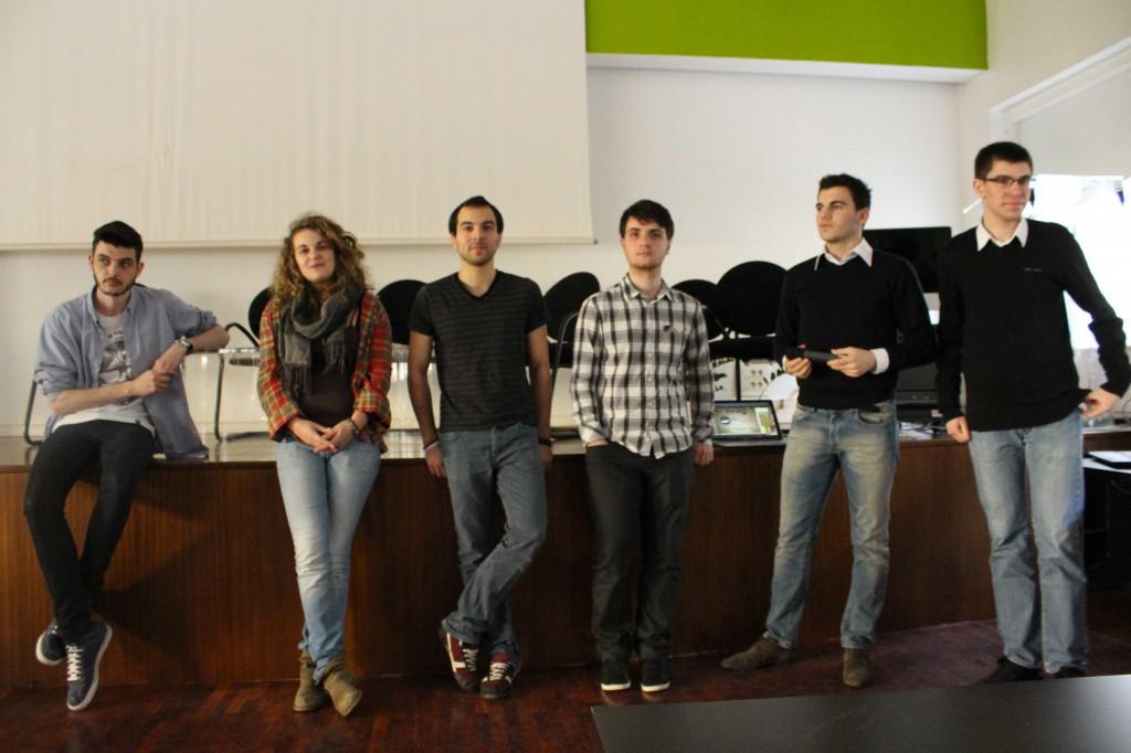Le groupe Com&Médias.