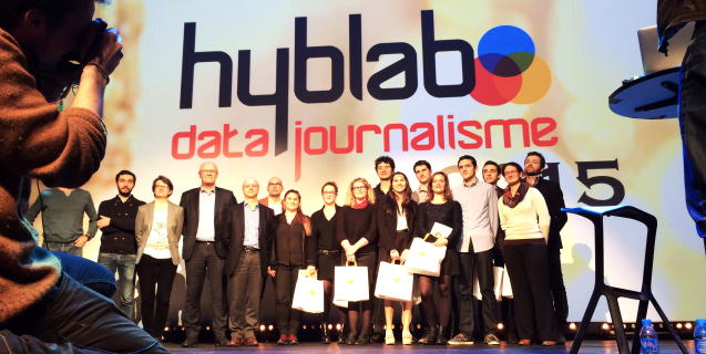 HybLab datajournalisme 2015 : et le gagnant est…