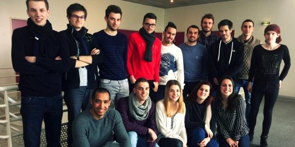 La Team Dataskippers (France TV)