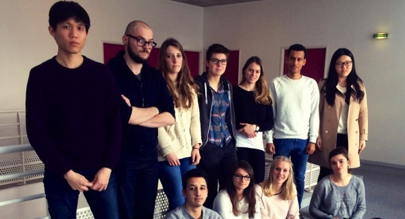La Team Tout Neuf  (DRDJSCS)