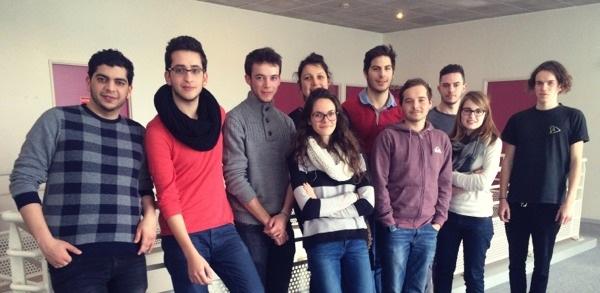 La Team Saint-Nazaire (Mairie de Saint-Nazaire)