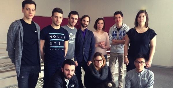 La Team Atlantic CROS Game (Comité Régional Olympique et Sportif des Pays de La Loire)