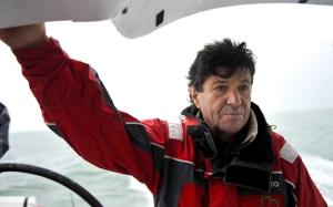 ©PHOTOPQR/OUEST FRANCE ; Portrait de Jean Le Cam navigateur - le 16/12/2015 - (MaxPPP TagID: maxsportsworldtwo340176.jpg) [Photo via MaxPPP]