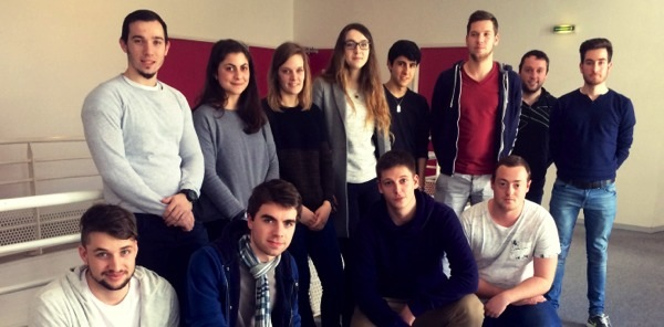 La Team Octocycle (Le Comité Départemental du Cyclotourisme de Loire-Atlantique)