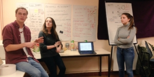 HybLab datajournalisme Saint-Brieuc : retour sur la journée de lancement