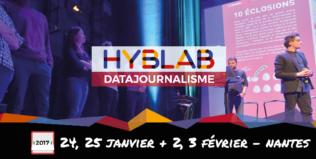 Appel à projets – HybLab Datajournalisme de Nantes (5ème édition)