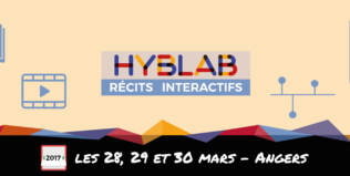 Appel à projets – HybLab «Récits interactifs» d'Angers