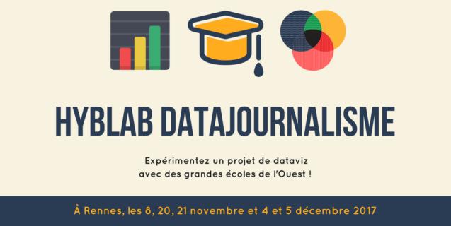 Communicants : rejoignez l'aventure HybLab à Rennes !