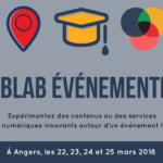 HybLab «Événementiel» à Angers