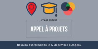 Réunion d'info et présentation du HybLab d'Angers le 12 décembre