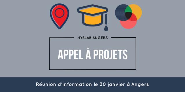 Réunion d'info et présentation du HybLab d'Angers le 30 janvier