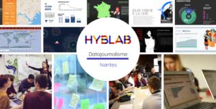 Expérimentez un projet de datajournalisme lors du prochain Hyblab nantais