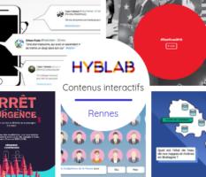 HybLab «Contenus interactifs» à Rennes