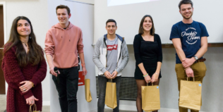 L'équipe de l'ALDEV remporte le HybLab «Événementiel» à Angers avec le prototype d'une web app dédiée au Forum pour l'Emploi