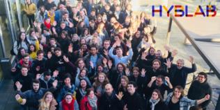 9 projets de data visualisation en cours au 18ème HybLab