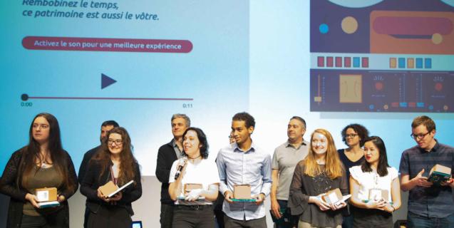 Le projet sur les archives sonores de la région récompensé lors du dernier HybLab nantais