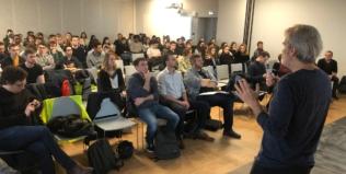 Lancement à Nantes du 20ème HybLab consacré au storytelling visuel et interactif